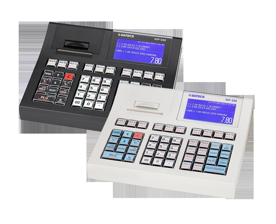 kasa datecs wp-500